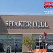 Shaker Hill