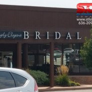 Bridal Shop Sign